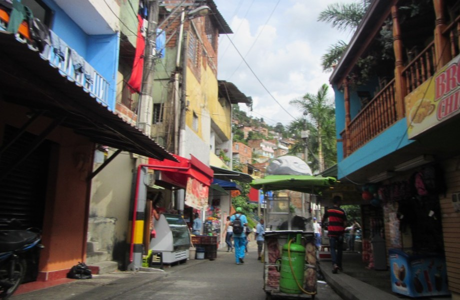 Street columbia
